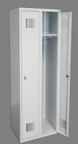 Метален гардероб Sum 320w с 2 врати