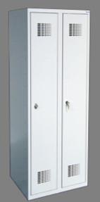 Метален гардероб Sum 420w с 2 врати