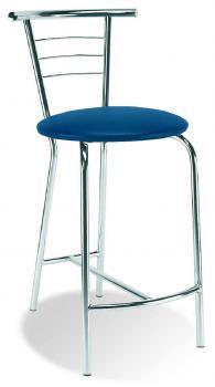 Бар стол ARANCIA 78 chrome