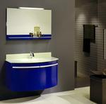първокласни овални мебели за баня