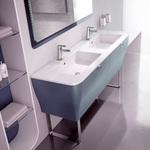 кръгли мебели за баня солидни