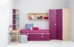 Дизайнерско обзавеждане за детска стая от пдч