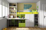 Мебели за обзавеждане на детски стаи с двуетажни легла София