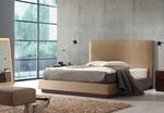 Проектиране на тапицирана спалня по поръчка София за малък матрак