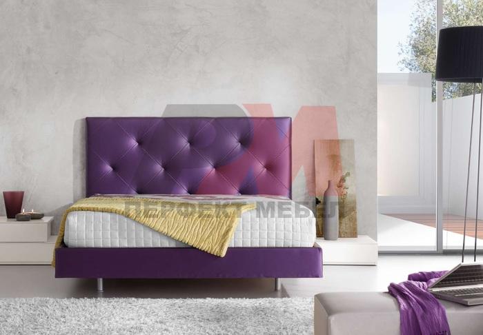 Индивидуални мебели за тапицирана спалня по поръчка София