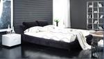 Стилно тапицирано легло с еко кожа или дамаска