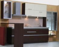 Кухня Пастел с дръжка Кант