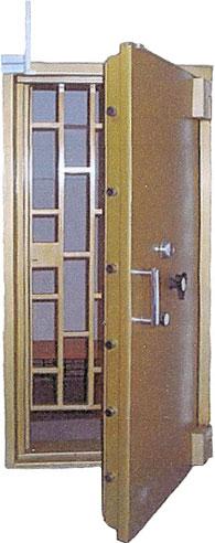 Трезорни врати, съобразени с ЕN 1143-1