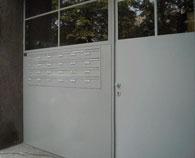 Метални врати за кооперации