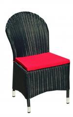 Стол от синтетичен ратан  153-2609