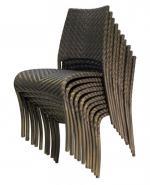 Стол от синтетичен ратан 110-2609