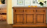 Кухненски шкаф от масив