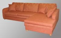 Оранжев диван Астра