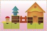 шкафчета по поръчка за детска градина 29452-3188