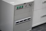 Депозитен сейф за офис със сигурна защита чрез забавено отваряне