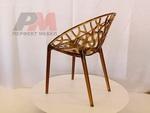 Устойчиви столове от пластмаса