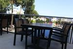 Столове от пластмаса за ресторант, за външно ползване