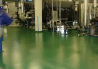 Нехлъзгащи се индустриални подове