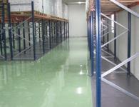 Настилане на индустриални подове