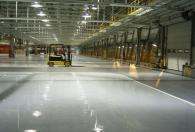 Антистатични настилки за индустриални помещения