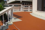 Декоративни подови покрития за тераси по поръчка