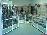 κατάστημα επίπλων για αναμνηστικά και δώρα στην τάξη