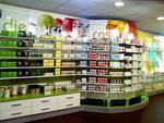 обзавеждане за аптеки