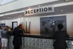 изработка на хотелска рецепция