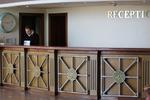 рецепция за хотел по индивидуален проект