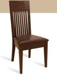 Луксозен масивен стол