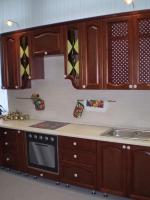 Проектиране на модерни кухни от масив