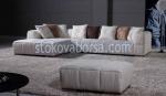 луксозен голям дизайнерски диван