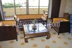 производство на мека мебел по поръчка за заведение в хотел
