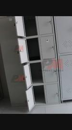 Метални шкафове за съблекални за фитнес зали