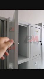Метални шкафове за съблекални, за лекарски кабинет